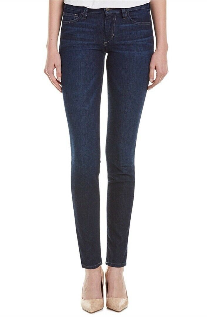 NWT Womens Joe's Jeans Dark Wash Skinny Louri Fit Denim Jeans Sz W 31