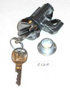 1970-71-Camaro-Monte-carlo-Chevelle-Buick-Glovebox-console-lock-new-120