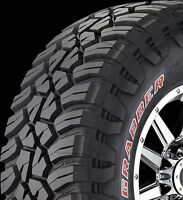 General Grabber X3 35x12.5-17 E Tire (set Of 4)
