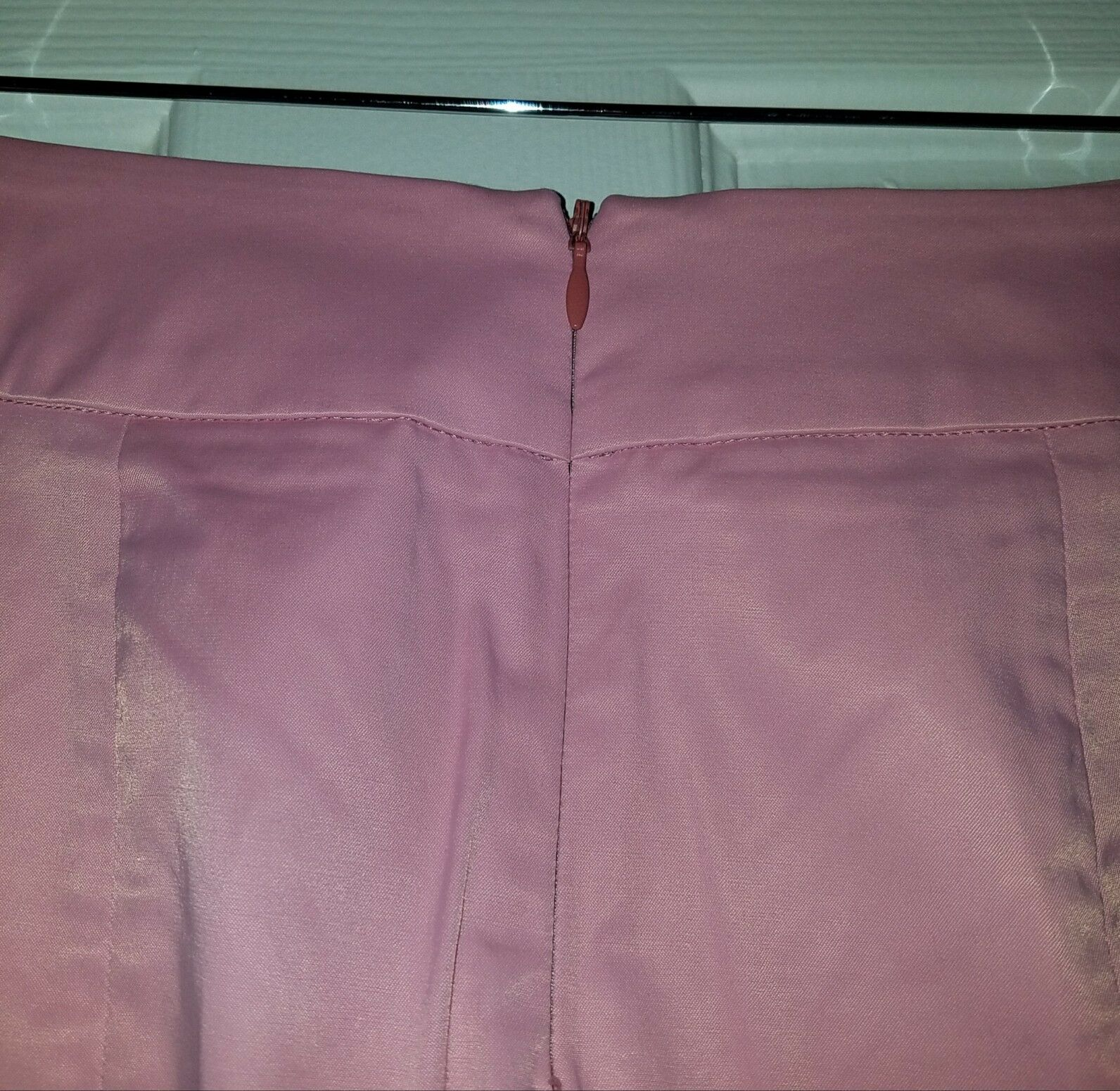 blue in Firenze pink Skirt, size small, 2 (38), Made in , pre-owned