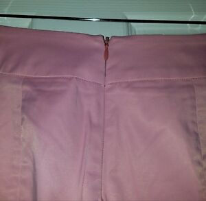 owned 2 Small Firenze 38 Size Pre Made Italy Skirt Blu In Pink Sf6ZZF