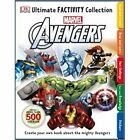 Marvel the Avengers Ultimate Factivity Collection by DK (Paperback, 2015)