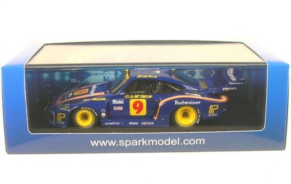 PORSCHE 935 n. 9 WINNER 12h Sebring 1979 (B. Akin-R. McFarlin-R. Woods)