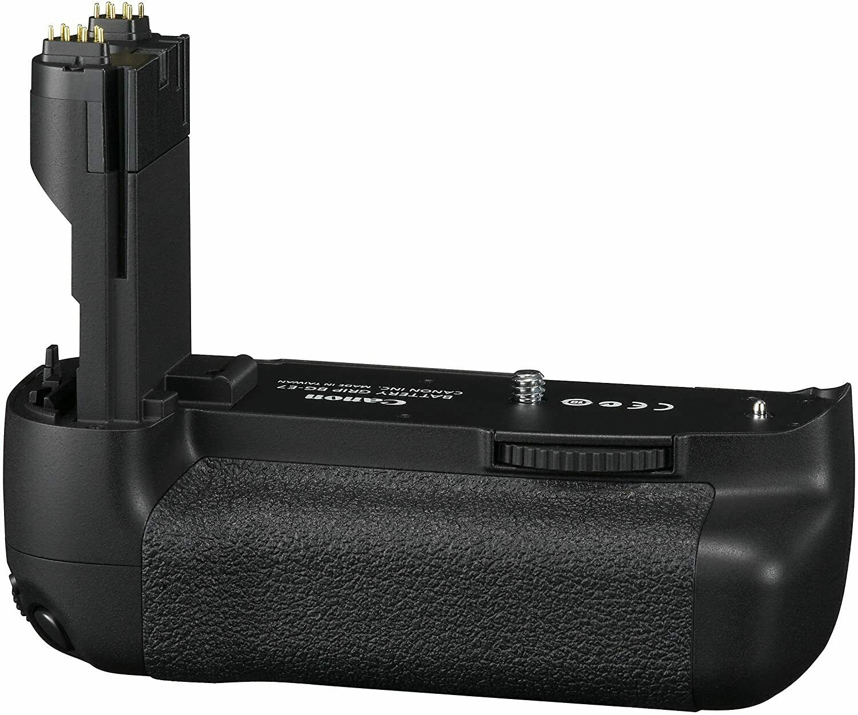 [NEAR MINT] Canon Battery Grip BG-E7 For EOS-7D from JAPAN (N302)
