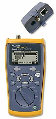 NEW Fluke Networks CIQ WM Main Wiremap Adapter for CableIQ Network Cable Tester