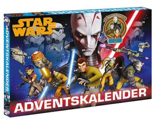 Craze Adventskalender Kalender 52106 Advent Star Wars Rebels
