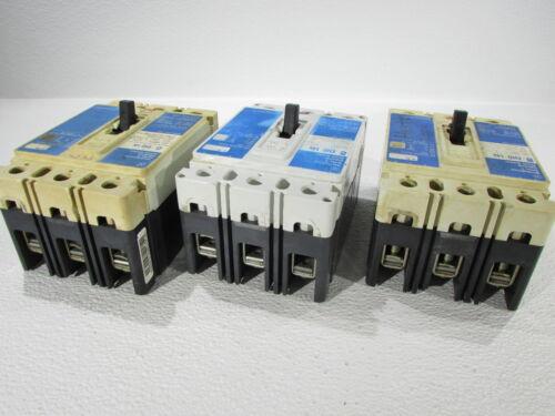 1 WESTINGHOUSE EHD3080 EHD 14K CIRCUIT BREAKER 80 AMPS 3 POLE 480V QTY.