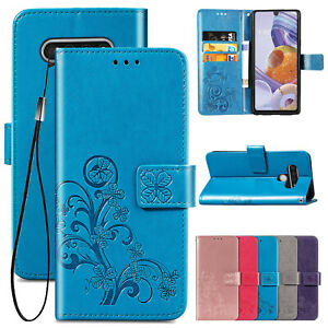 For-LG-Stylo-6-K51s-K41s-K61-Retro-Leather-Flip-Card-Wallet-Kickstand-Case-Cover