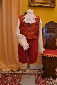 Abito-Storico-Costume-Scena-Abito-d-039-Epoca-Costume-Storico-bambino-1700-cod-901