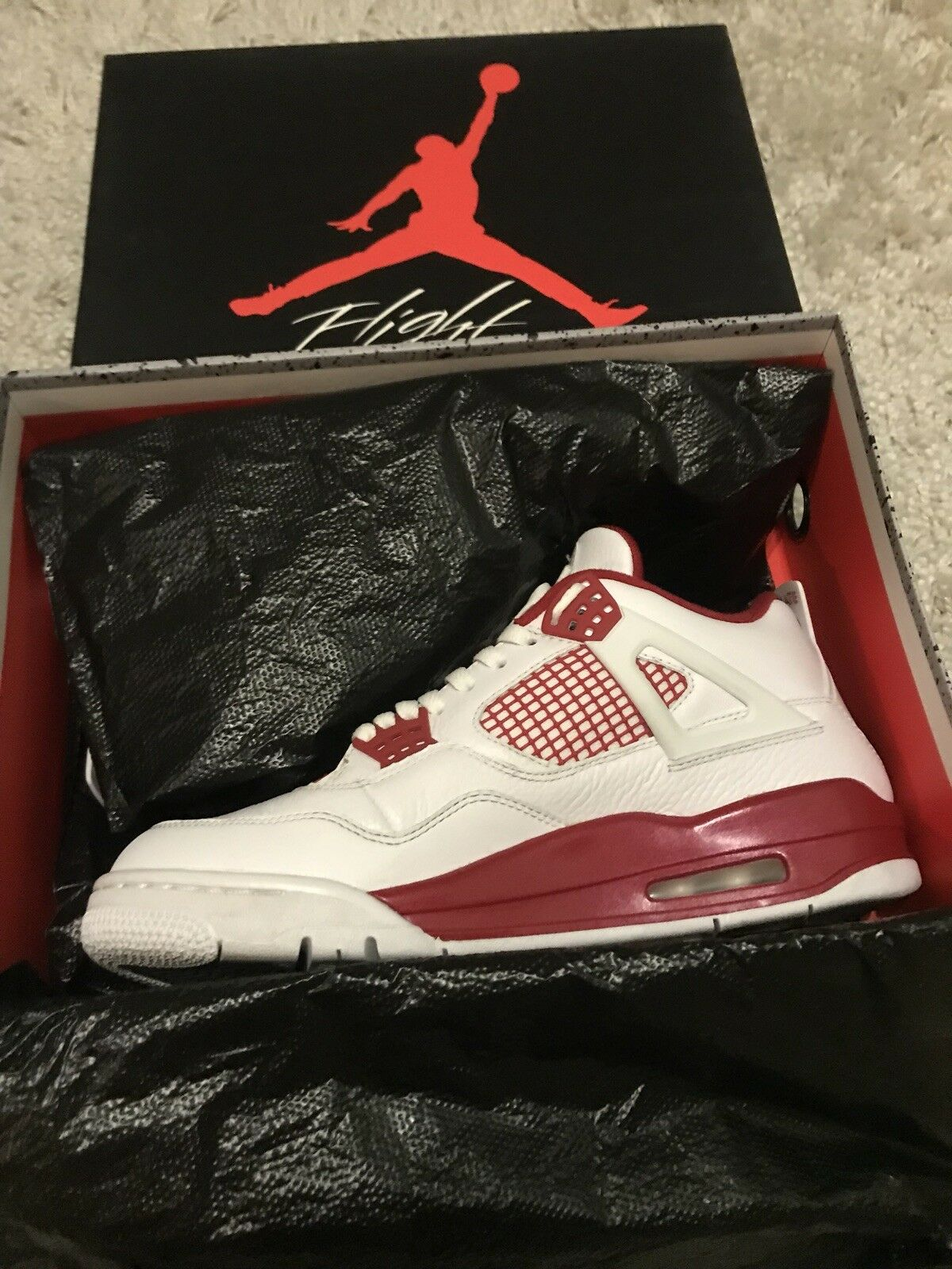 Nike Air Jordan 4 4 Jordan Retro OG bb7a0a