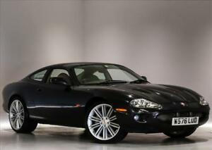 2000 Jaguar XKR Coupe 4.2 V8 Supercharged