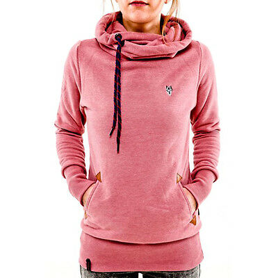 Womens Winter Hoody Hoodie Sweater Tops Warm Sweatshirt Pullover Jumper Coat Hot