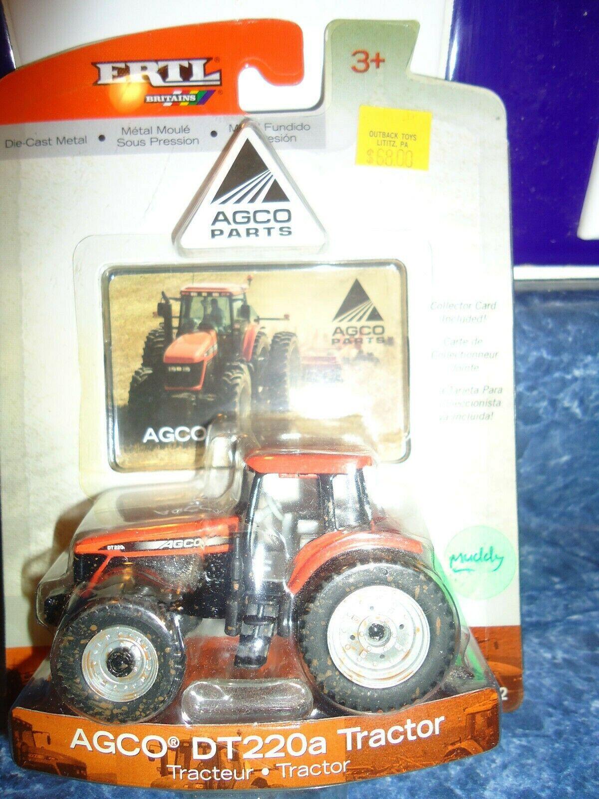 Agco DT220A FWA Muddy Trattore 164