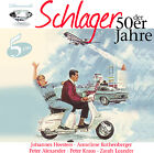 CD Schlager der De 50 Jahre d'Artistes divers 5CDs