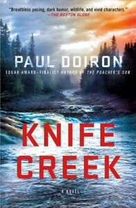 Knife-Creek-Paperback-by-Doiron-Paul-Like-New-Used-Free-shipping-in-the-US