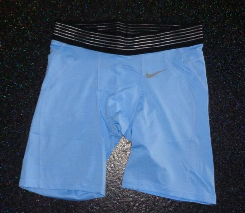 Buy Now Nike Manchester City Player Issue Nike Pro Base layer Shorts M Sky Blue