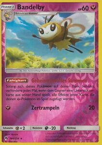 Pokemon-146-214-Bandelby-Reverse-Holo-Deutsch