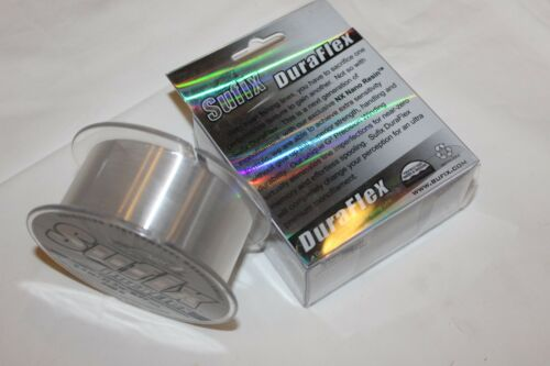 "Sufix /""dura flex/"" clear-The Next Generation-nano resin formula 300m-022mm-5,6 kg"