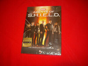 The-Complete-First-Season-1-One-New-AGENTS-OF-SHIELD-DVD-Disc-Set