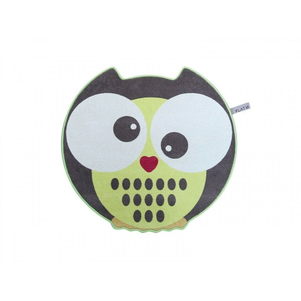 Løse tæpper, ULD - The Wise Owl, b: 100 l: 100