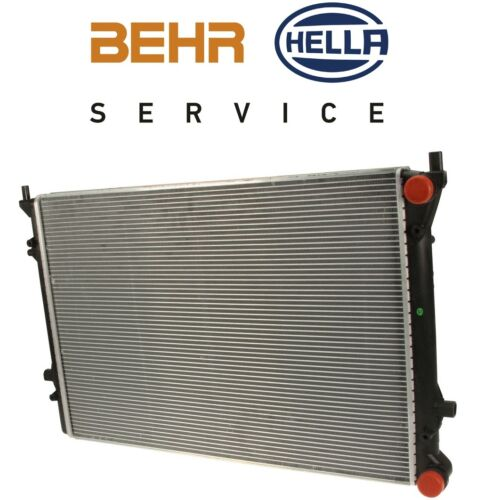 For Volkswagen CC Passat 3.6L V6 Radiator BEHR HELLA SERVICE 376787361