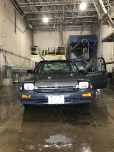 1986 Honda Accord LX