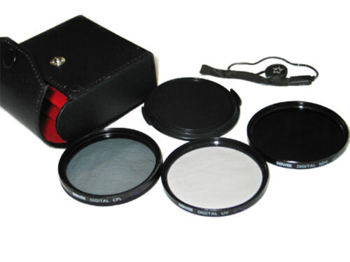 FILTER KIT 72 72mm set PL+UV+ND for CANON 5D 20D 28-135 for Camera US Seller