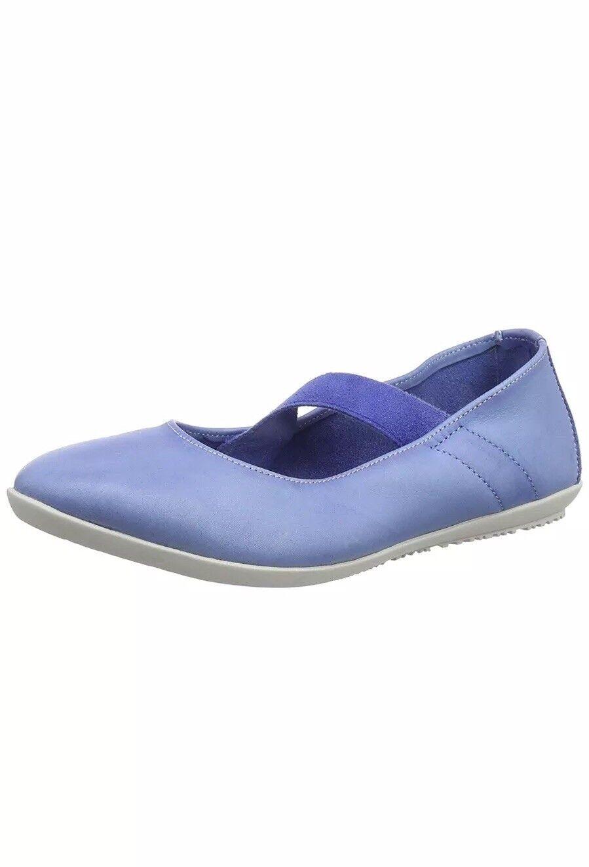 Softinos Women OCK423sof Ballet Flats bluee  (Lavender bluee) UK 8 EU 41
