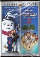 Jack Frost & Christmas Vacation 2 - Dvd 2-movie Holiday Feature Brand