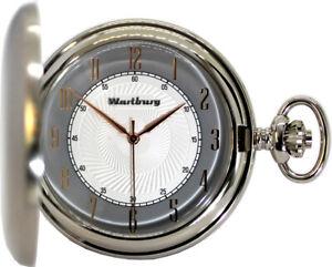Wartburg-Klassik-478-Herren-Sprungdeckel-Taschenuhr-Savonette