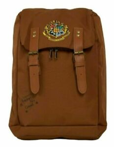 Harry-Potter-Chestnut-Backpack-Rucksack-Unisex-Bag-Pack-Back-Straps