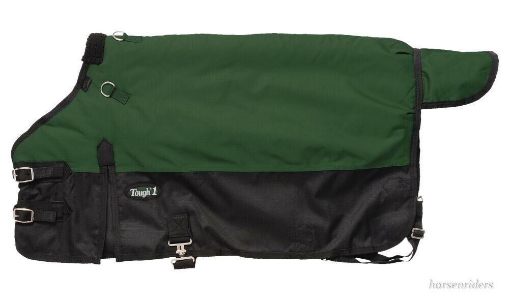 Miniature Horse Winter Turnout Blanket - 600D -  Hunter Green Sizes 36  to 50   for your style of play at the cheapest prices