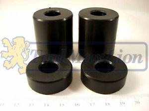 2-bagues-et-2-rondelles-caoutchouc-de-fixation-de-pare-chocs-AV-amp-AR-Peugeot-403
