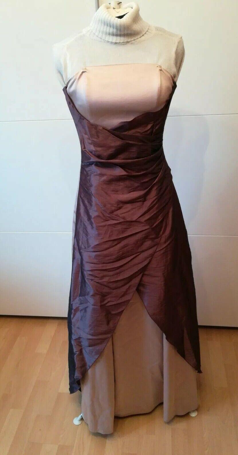 %%% Elegantes  Abendkleid Ballkleid Cocktailkleid  gr. 34 TA-A-37 %%%