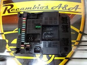 BSI-Caja-de-fusibles-Peugeot-307-9636760580E-9636760580-E-9644098180