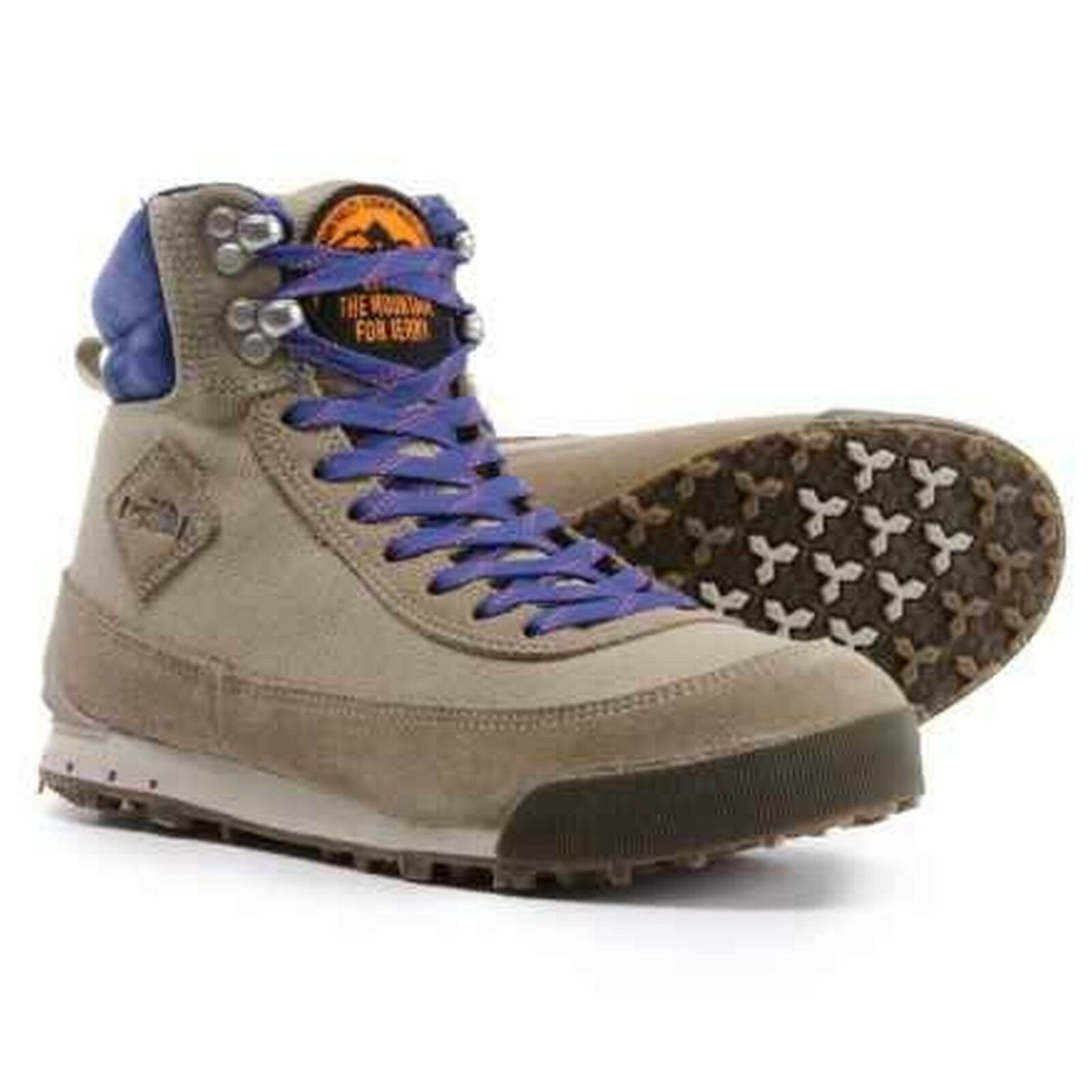 The North Face volver a Berkeley botas California California botas raíces WMN Sz 9 Duna Beige b14f60