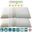 2 cuscini per letto in memory foam med cervicale federa - Cuscini letto per cervicale ...