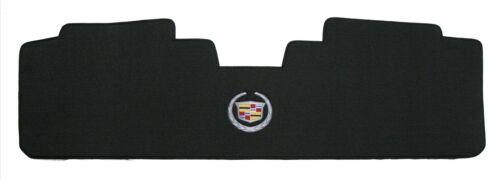 Ebony 4pc LLOYD Classic Loop™ FLOOR MATS with logos fits 2010-2011 Cadillac SRX