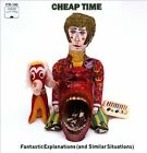 Fantastic Explanations (And Similar Situations) by Cheap Time (CD, Oct-2010, In the Red Records)