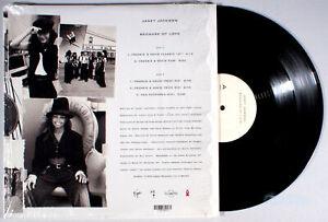 Janet-Jackson-Because-of-Love-1994-Vinyl-12-034-Single-UK-Import