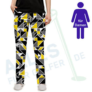 Loudmouth-Slim-Pants-Modell-034-Ice-Pick-034-fuer-Damen-US-Groesse-12-Taille-81-cm