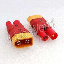 Spina xt60 a 3,5mm HXT Presa alta volt spina adattatore cavo WALKERA Lipo batteria