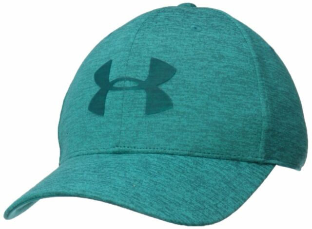 0498515042f Under Armour Men s Twist Closer 2.0 Cap Hat Tourmaline Teal S m for ...