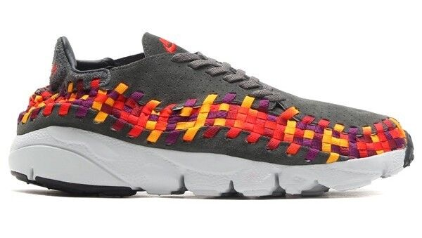 2013 Air Footscape Woven Chukka Motion Dark Gry limited edition supreme quality