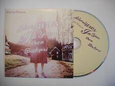 PATRICK WATSON : ADVENTURES IN YOUR OWN BACKYARD ♦ CD ALBUM PORT GRATUIT ♦