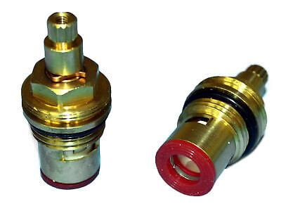 "long VS05 ceramic cartridge 3//8/""-1//2/"" VS04 short /& tap top headwork 3//8/"" x 1//2"