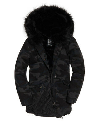 Superdry Rookie Hawk Parka | Jackets, Parka, Parka coat