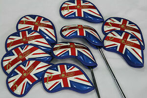Golf-Mad-Iron-Head-Covers-Golf-Iron-Club-Deluxe-Headcovers-13-Designs