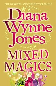 Good-The-Chrestomanci-Series-5-Mixed-Magics-Paperback-Diana-Wynne-Jones