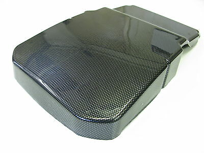 FORD FOCUS CARBON FIBER ABS PLASTIC BATTERY COVER MK2 RS ST